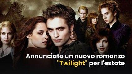 """Annunciato un nuovo romanzo """"Twilight"""" per l'estate"""