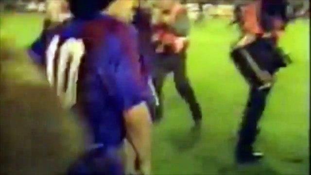Quand Maradona a déclenché la plus grosse bagarre de l'histoire du foot