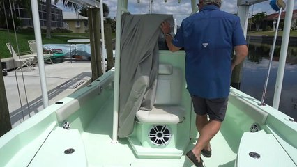 On My Dock: How To Buy the Best Helm Cover for Your Boat