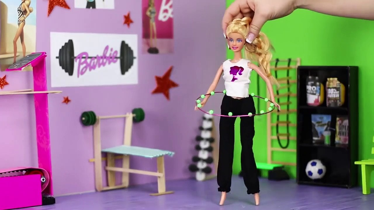 16 Locos Trucos Para Tu Barbie Ideas Deportivas Para Barbie Vídeo Dailymotion
