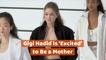 Gigi Hadid Steps Into Motherhood