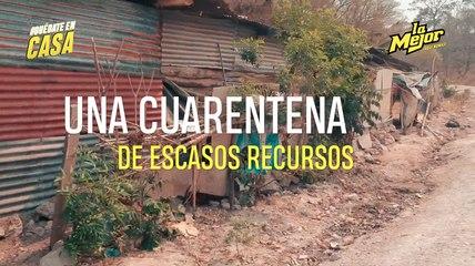 UNA CUARENTENA DE ESCASOS RECURSOS
