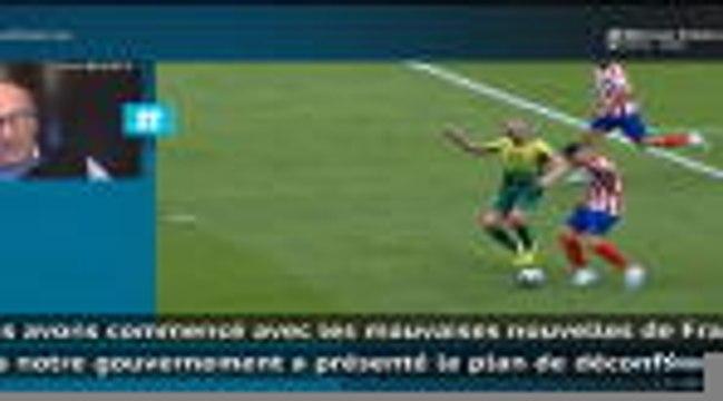 La Liga - Javier Tebas veut une reprise en juin