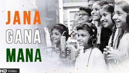 Jana Gana Mana | National Anthem by Children | Republic Day Special 2020