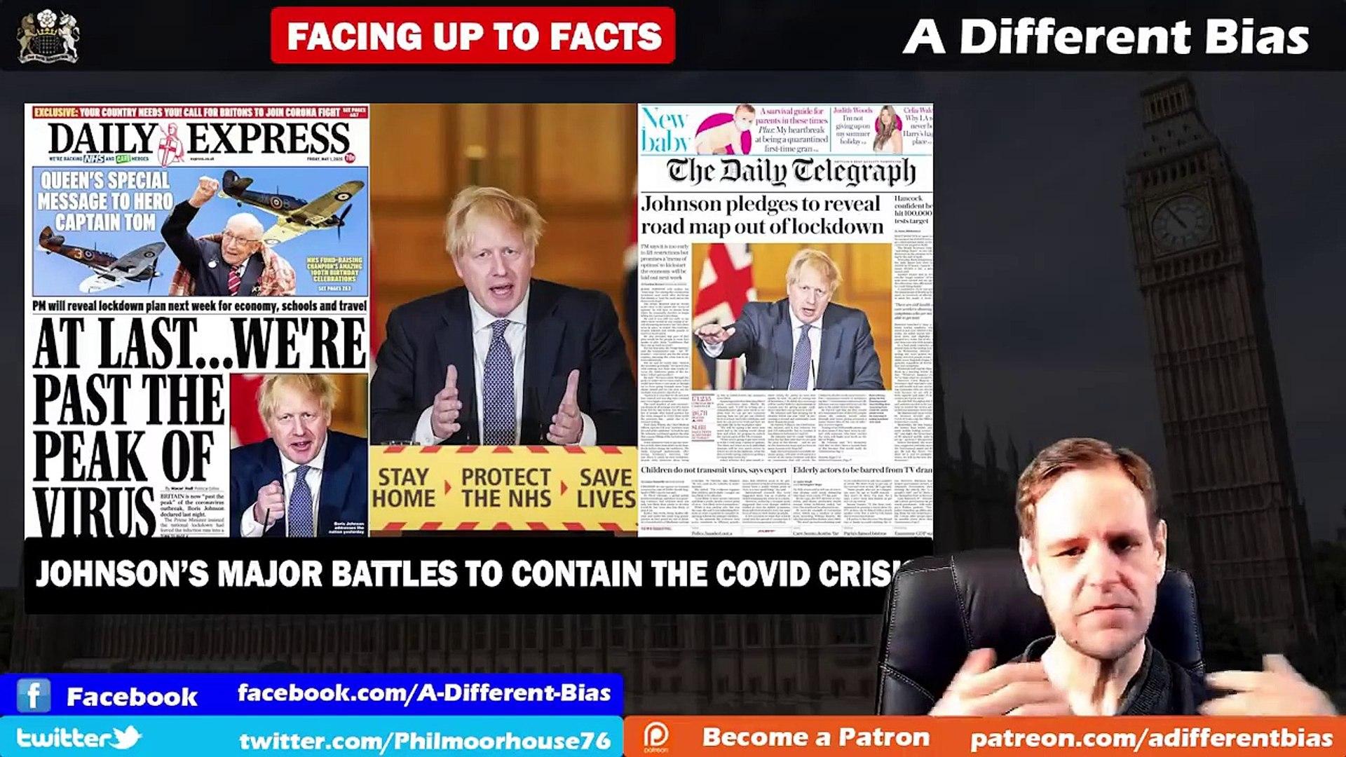 Will Boris Johnson Keep Botching Covid Crisis?