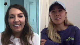 Catching Up With Danielle Kang