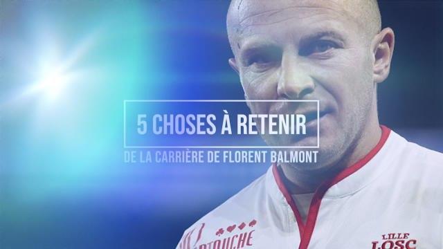 L1 - 5 choses à retenir de la carrière de Florent Balmont