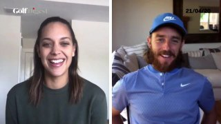 Catching Up With Tommy Fleetwood