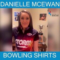 Danielle McEwan Bowling Shirts