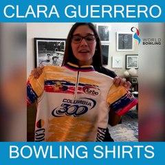 Clara Guerrero Bowling Shirts