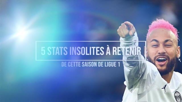 L1 - 5 stats insolites à retenir de cette saison