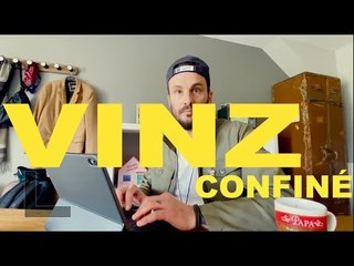 Vinz - confiné! (hors série)
