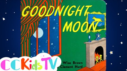 Tales From The Trunk - Goodnight Moon | Bedtime Story For Kids | Story Time | CC Kids Tv
