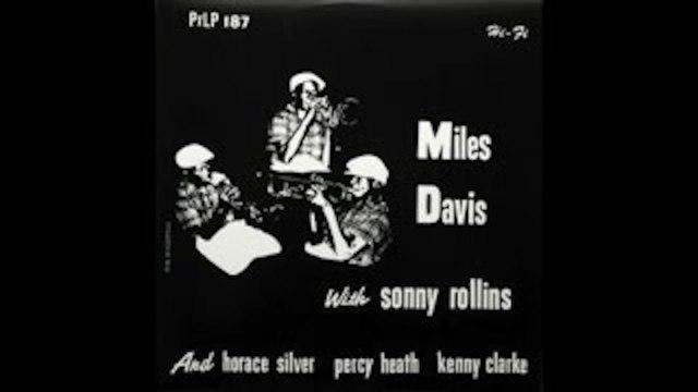 Miles Davis - Miles Davis with Sonny Rollins [1954]