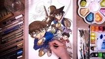 Detective Conan (名探偵コナン - 紺碧の棺) - Waterco