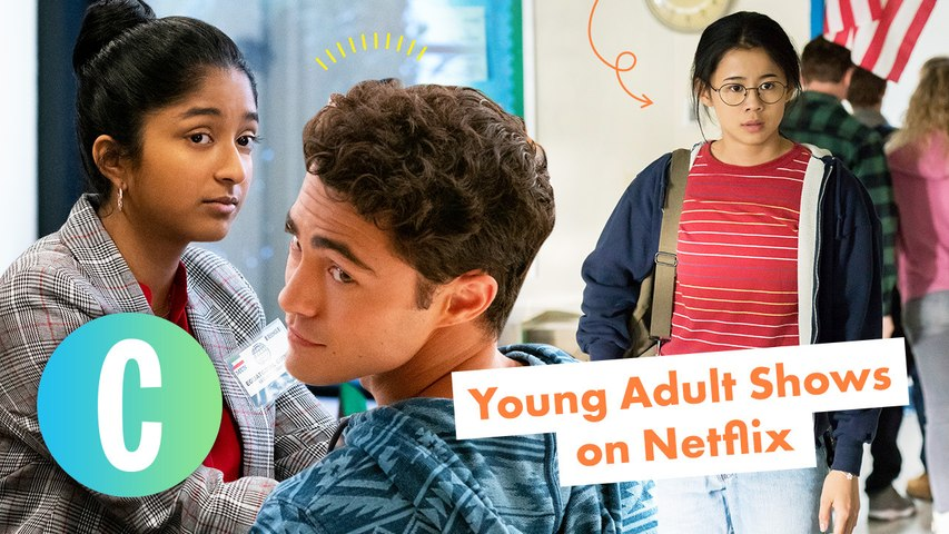 New Young Adult Stories On Netflix