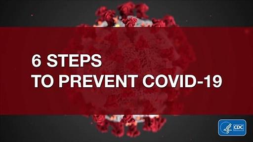 6 Steps to Prevent COVID 19 Corona Prevention