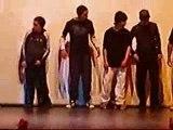 Démo de breakdance à Forcal Sacados crew & Zkc Crew