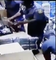 Three SAPS officers allegedly stealing cash from a store in Vryheid