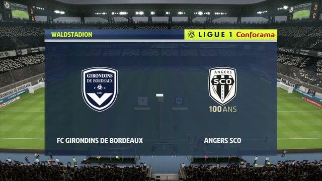 Bordeaux - Angers : notre simulation FIFA 20 (L1 - 36e journée)