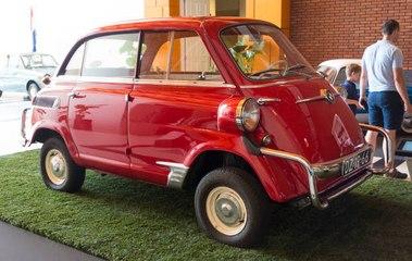 Les plus beaux musées de l'automobile