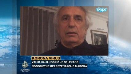 Halilhodžić: Velika solidarnost se pokazuje u ovim teškim momentima