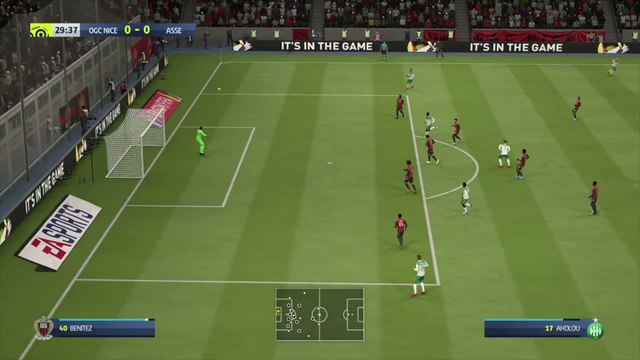 OCG Nice - ASSE : notre simulation FIFA 20 (L1 - 37e journée)