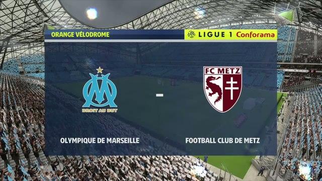 OM - FC Metz : notre simulation FIFA 20 (L1 - 37e journée)