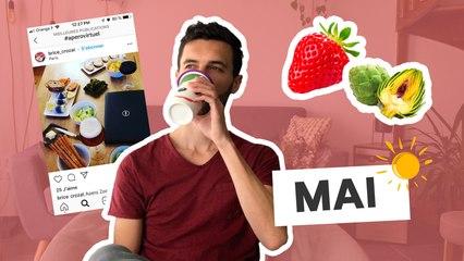 Les tendances food du mois de Mai - Le temps d'un café avec le Chef Liguori