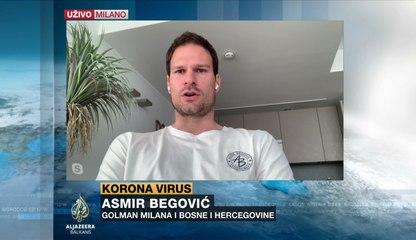 Begović: Igrači su spremni za početak treninga