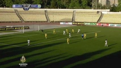 Prekinuta nogometna liga Tadžikistana