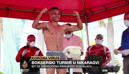 Nikaragva će biti domaćin bokserskog turnira