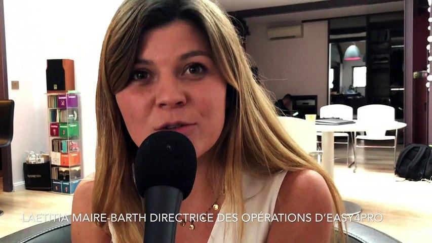 Laetitia Maire-Barth, directrice des opérations d'Easy4Pro