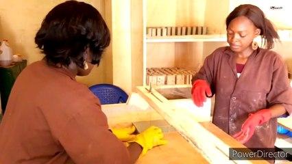 Entreprenariat : Marie D. Sebgo, à la conquête du monde avec ses produits cosmétiques à base de beurre de karité !