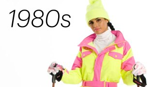 100 Years of Ski Clothes
