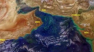 Shrinking Snowcaps Cause Algal Blooms In Arabian Sea