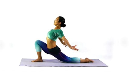 VISIONARY YOGA TV -  Day 16 of The 30 Day Visionary Yoga Challenge: Resilience!