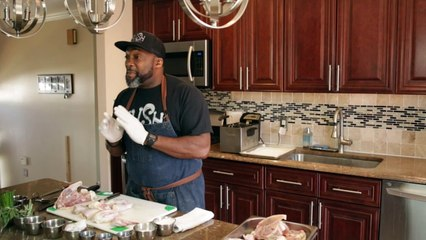 Grease & Love   Guest Chef Marc Anthony Bynum