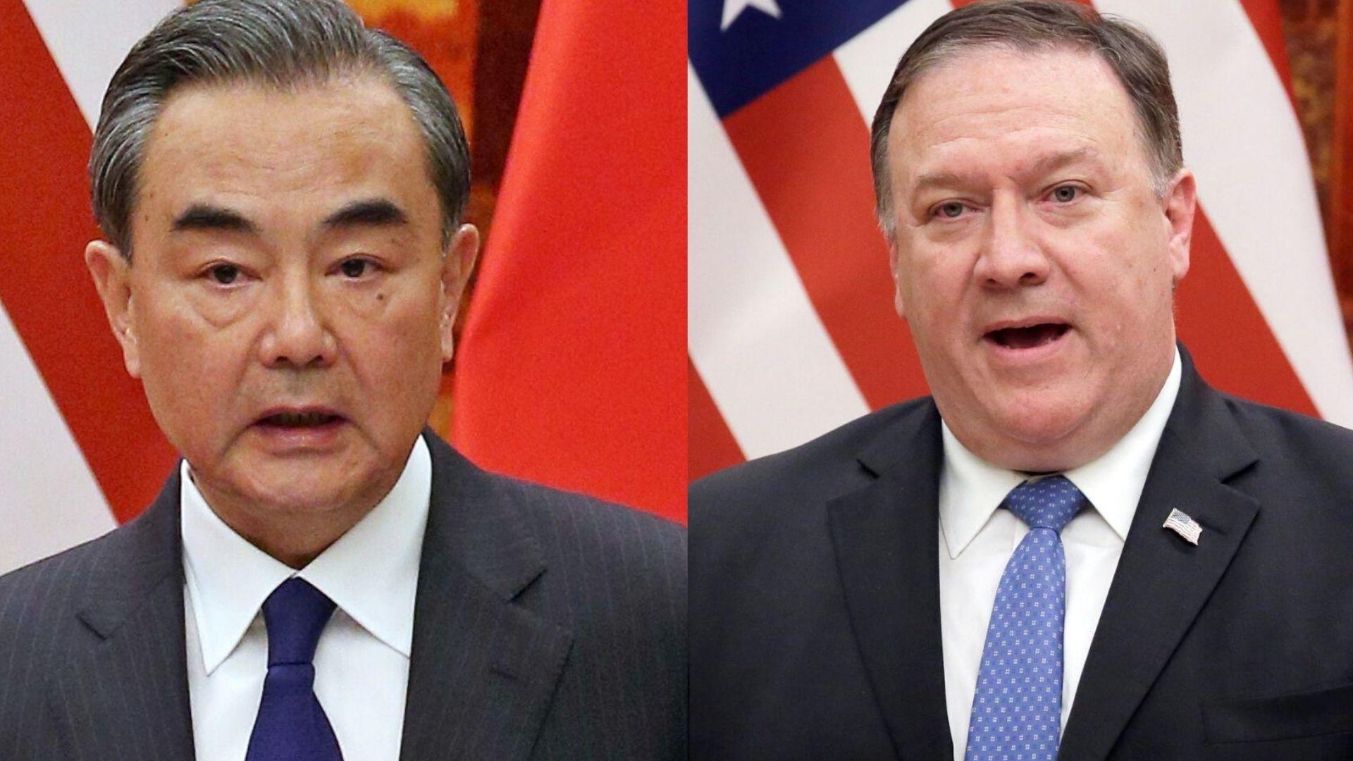 China: US claims on coronavirus origins 'groundless'