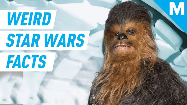 Yoda was almost played by a monkey, and other weird 'Star Wars' facts