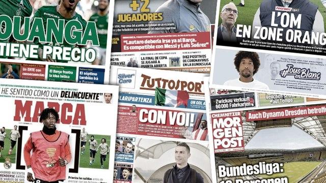 Le Real Madrid fixe un budget maximal pour recruter Paul Pogba, le pactole à 180 M€ espéré par l'Inter sur le mercato