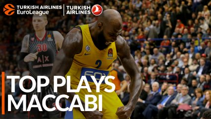 Top Plays: Maccabi FOX Tel Aviv