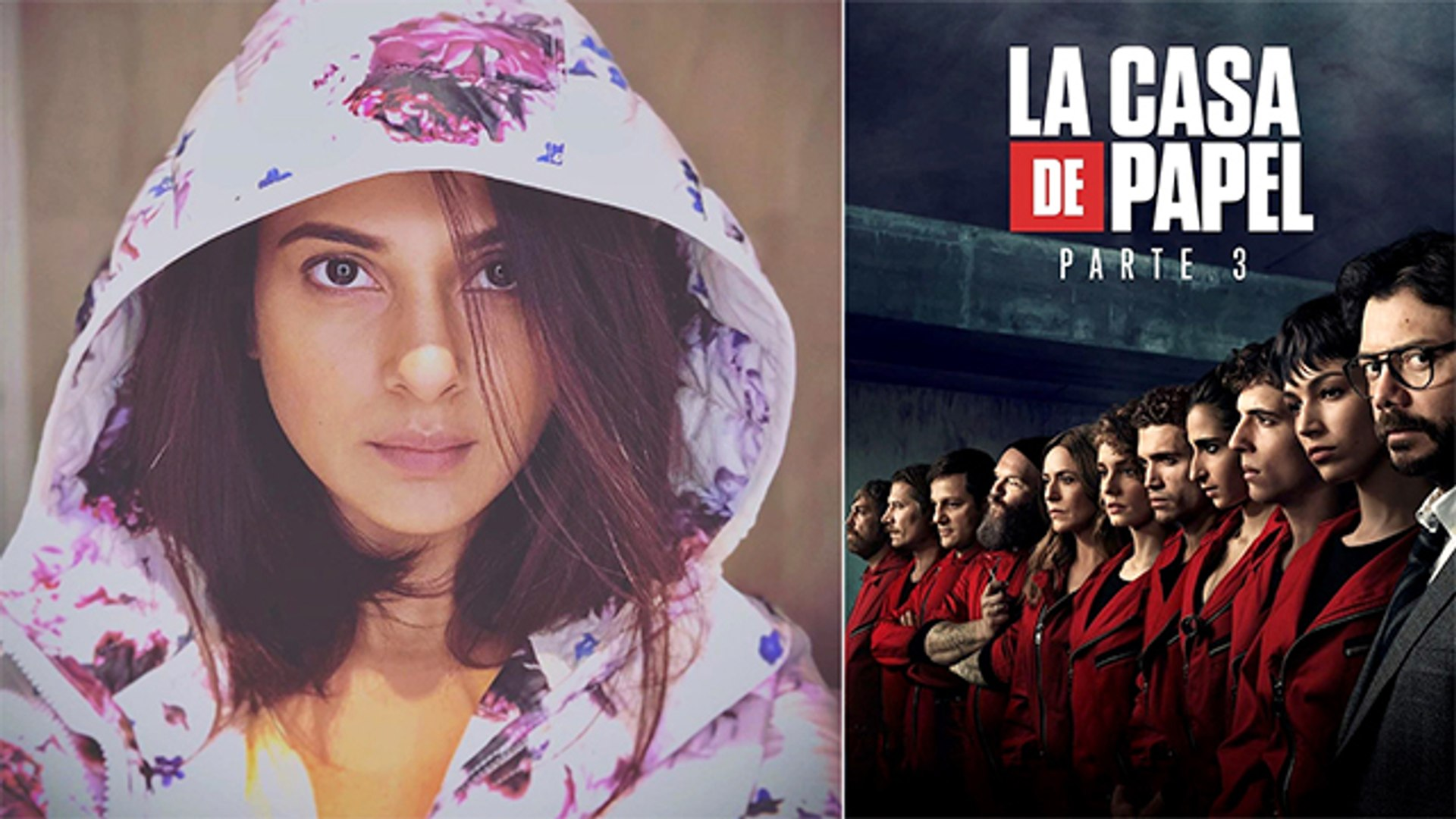 Fans Want Jennifer Winget To Play This Money Heist Character