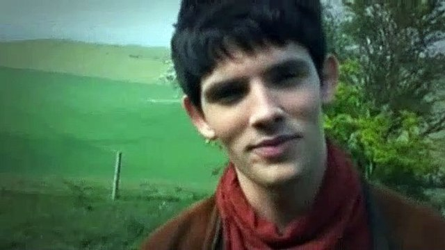 Merlin 00x03 S1 Video Diaries Colin Morgan