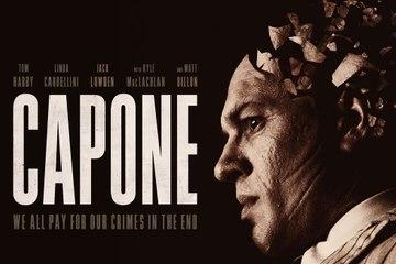 Capone Official Trailer (2020) Tom Hardy, Linda Cardellini Drama Movie