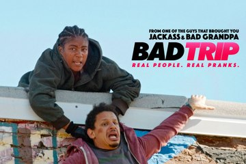 Bad Trip Official Trailer (2020) Eric André, Tiffany Haddish Comedy Movie