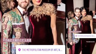Priyanka Chopra's Bejeweled Hood VS Longest Gown Vs Bold Look With Nick Jonas Your Favorite?