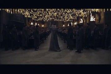 Harry Potter et la Coupe de Feu : scène coupée du banquet de Poudlard