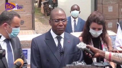 """Manaouda Malachie à propos du matériel commandé par le PNUD: """"Il ne s'agit pas d'un don"""""""