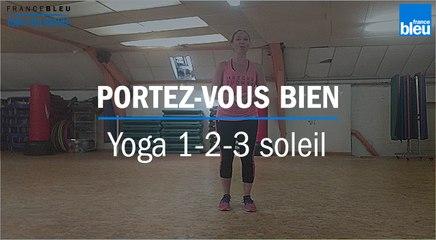 Confinement : une variante du jeu 1 2 3 soleil en yoga